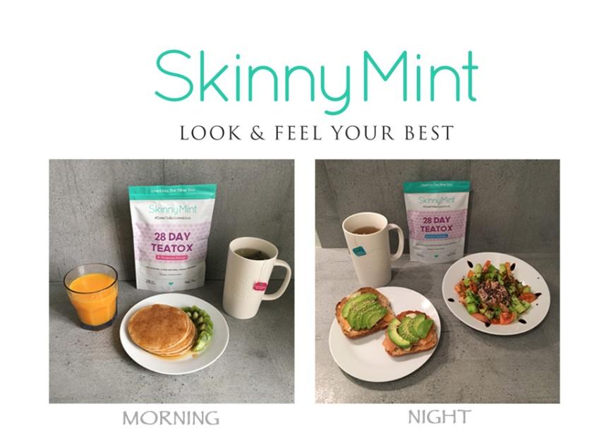 skinny mint montage